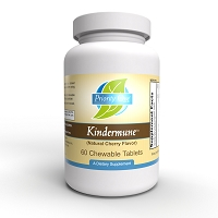 Kindermune™ (60 Chewable Tablets) - Now Lactose Free!